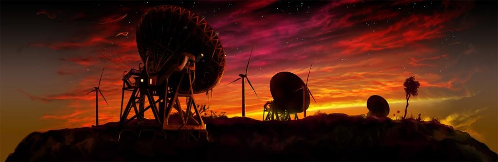 Satelites Contact